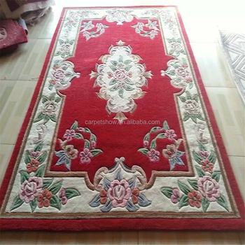 High Quality Chinese Hand Tufted Carpet