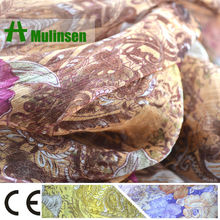 Woven Printed Brocade Fabric for Women Apparel and Accessories