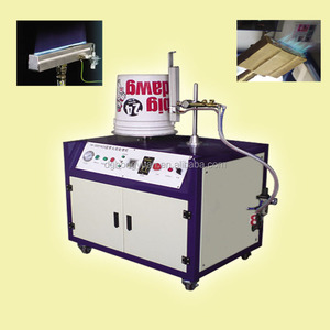 Flame Treatment Machine For Round Bottle