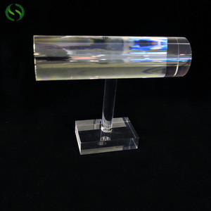 High Quality Clear Acrylic Necklace Bracelet Display Jewelry Showing Stand