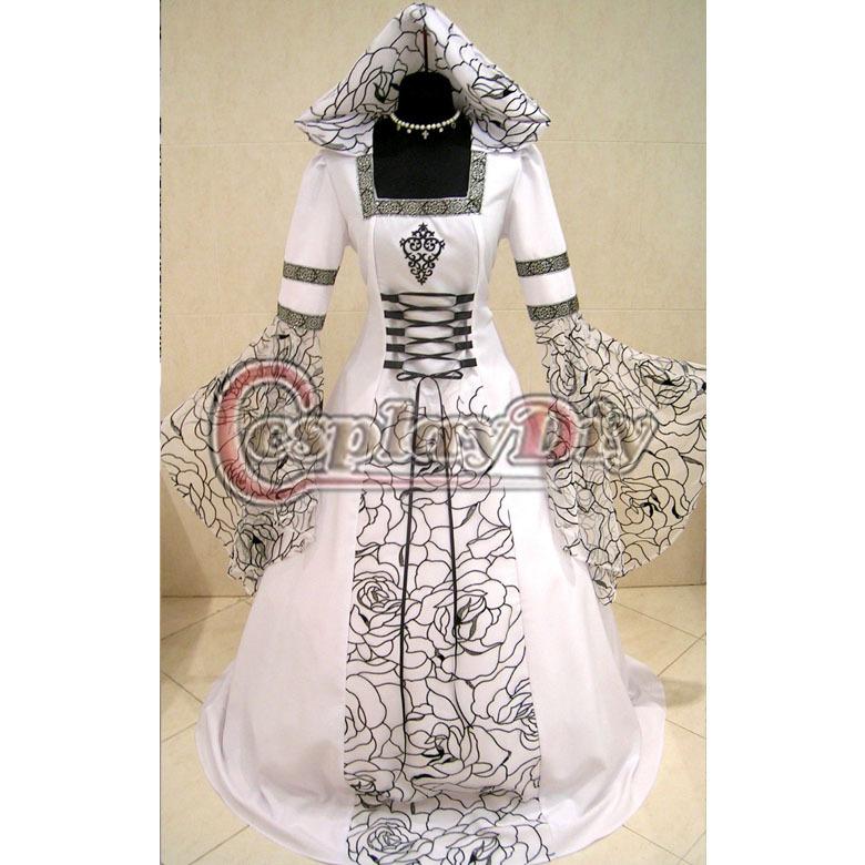 Plus Size Renaissance Wedding Dresses Naf Dresses: Online Kopen Wholesale Middeleeuwse Renaissance