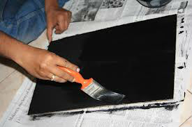 AMCO Black Board Paint