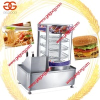 commercial pasta cooking machine|high quality food warmer showcase