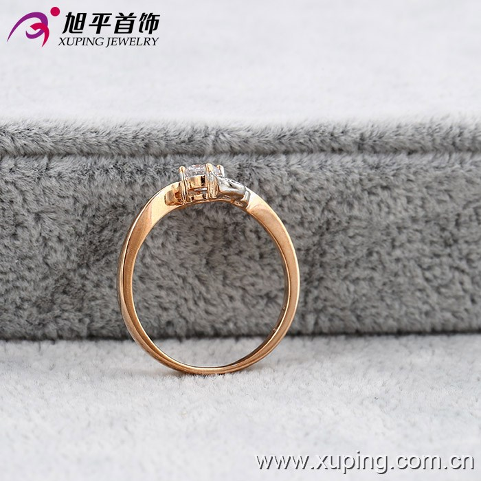 13115 Wholesale copper alloy Charms Women Fashion smart multicolor Ring Jewelry