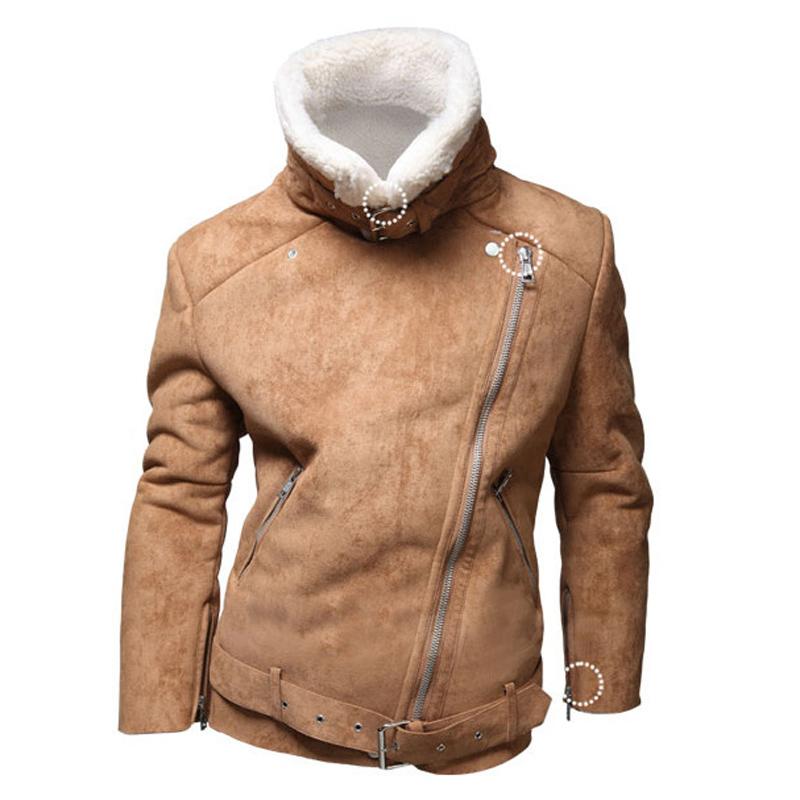 laine en cuir gilet promotion achetez des laine en cuir gilet promotionnels sur. Black Bedroom Furniture Sets. Home Design Ideas
