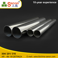 Offer Welded Stainless Steel Embossed Hollow Section Pipe/Tubing