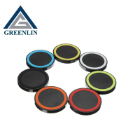 Colorful QI standard 7.5W fast charging wireless charger for iPhone , for Samsung