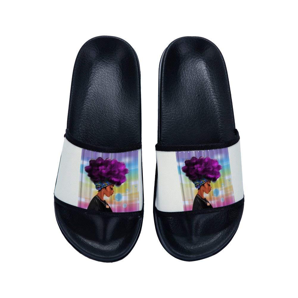 8b5adfc0f Get Quotations · GordonKo Mens Slippers Non-Slip Shower Sandals House Indoor  Floor Slipper Slide Bath Shoes
