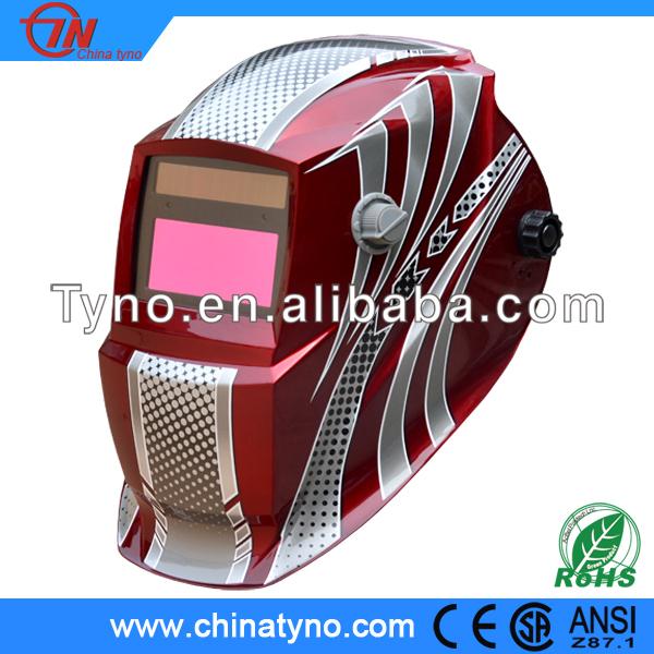 China Tyno New Auto Darkening Welding Helmet Tig Mig Mag With Ce ...