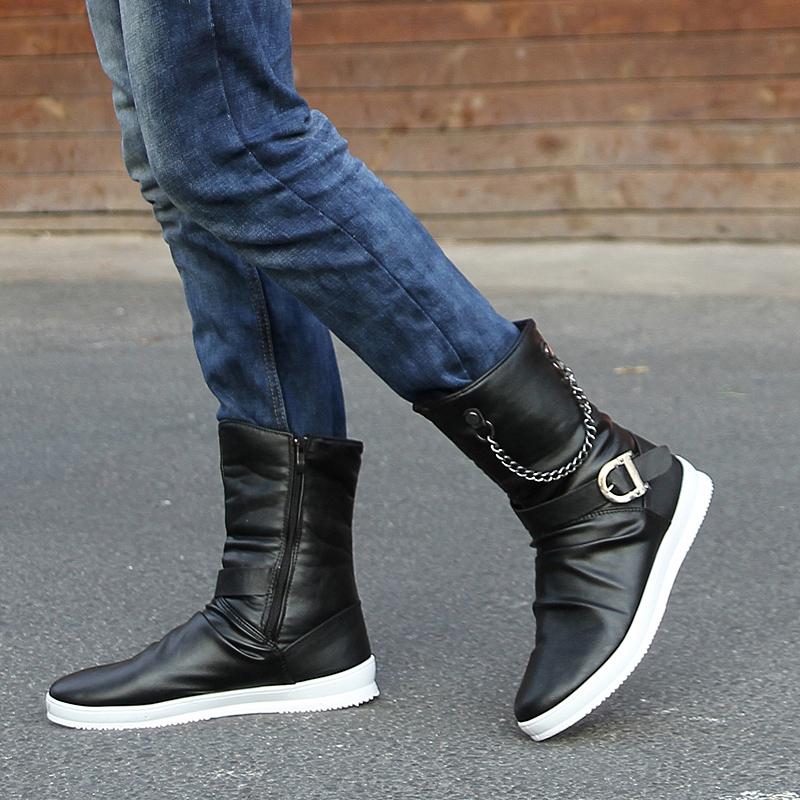 Shoe Lace Length Boot