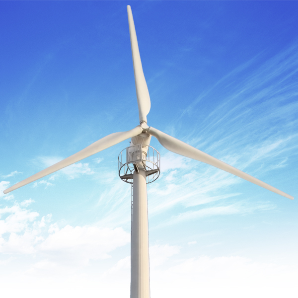 20kw electrollically controlled wind turbine