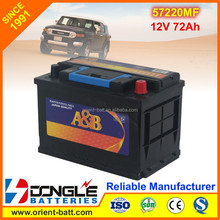 Storage Battery Factory Direct Supply Storage Battery For Car