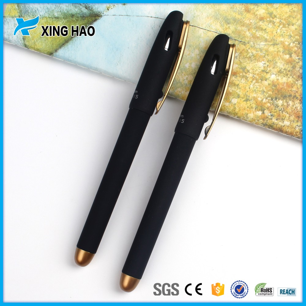 High Quality Plastic Pens Black Cheap Price Feature Ballpoint Pen