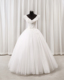 2019 V-Neck Lace Ball Gown Wedding Dress Bridal Gown
