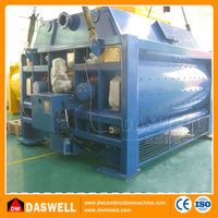 electric hydraulic concrete mixer for sale