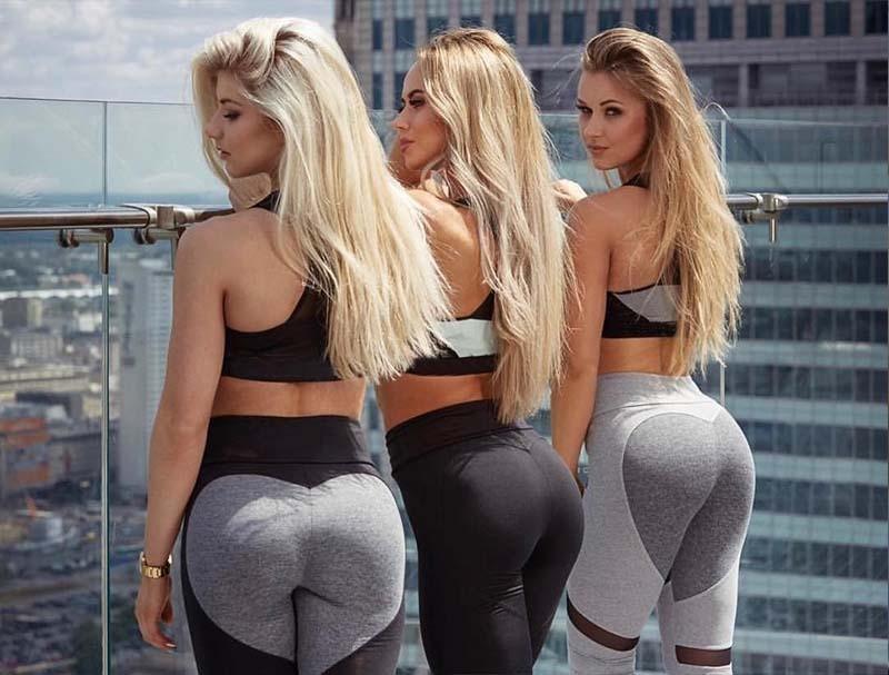 Unique Wearing Gym Leggings Women Fitness Yoga Pants Energetic Clothing 15