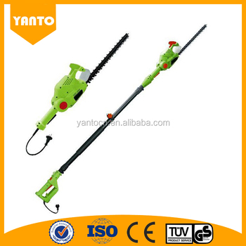 High quality garden tools 2in1 pole hedge trimmer hedge for High quality garden tools