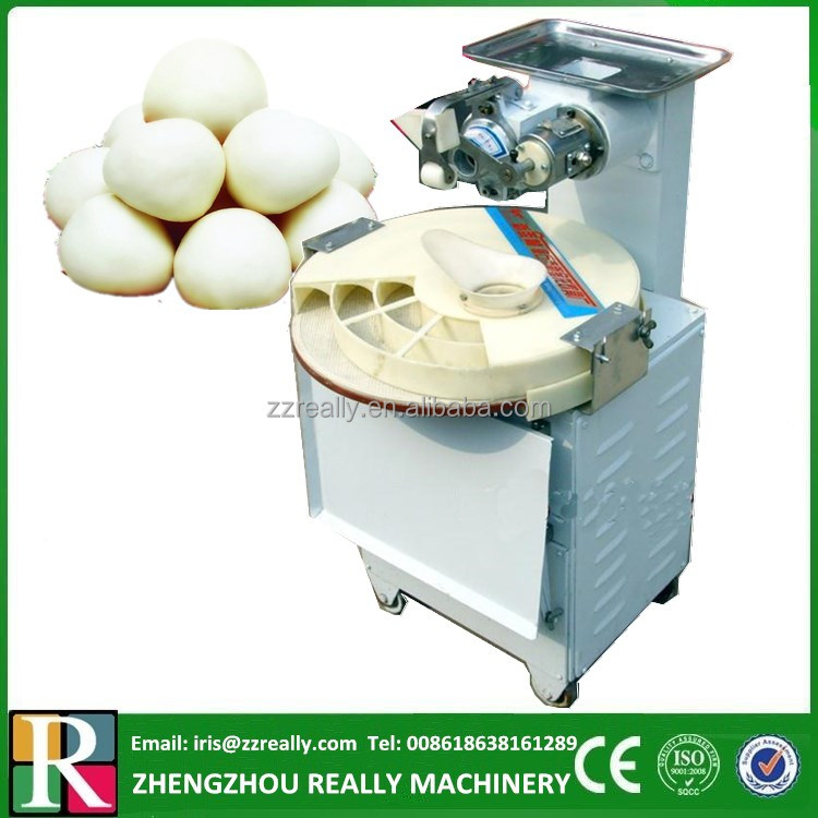 Commercial bread dough divider rounder roller machine