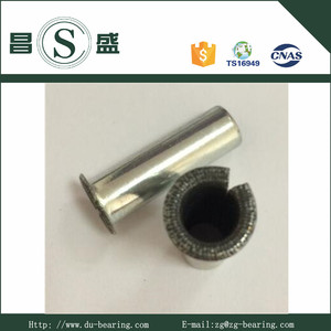 Auto Parts SF-1F Flanged Dry Bushing