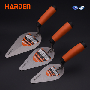 Harden Professional Plastic Handle Hand Plastering Bricklaying Trowel