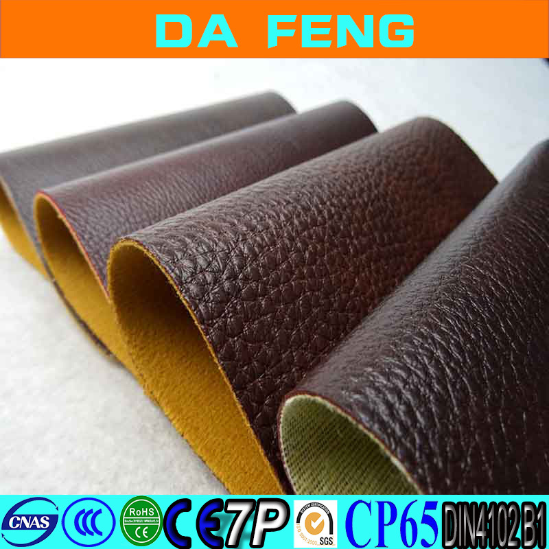 Leather Pieces Scraps Clarino Leather Synthetic Leather Fabric