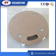 MDF round wooden dolly/wooden tool cart/furniture moving cart circle