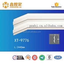 2016 custom mouldings in picture framing PU Plain Panel Moulding