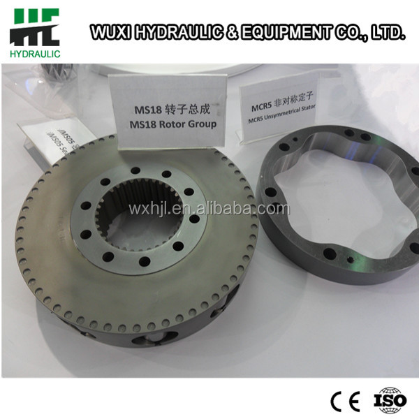 MS02 MS18 MSE18 motor poclain spare parts