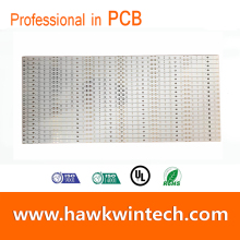 LED lighting LED Display pcb Aluminum Base LED Circuit board PCB White Solder Mask 220V 5W 7W 9W 12W