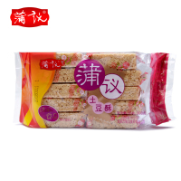 Puyi Potato Crisp Sichuan Crispy Rice Food Grain Snacks 300g Online Wholesale Shop Puffed Chinese Sweet Rice Crackers