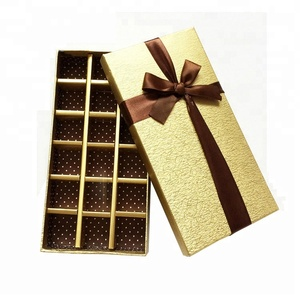 Superior quality gift cardboard box cardboard candy chocolate boxes costs as a cardboard box