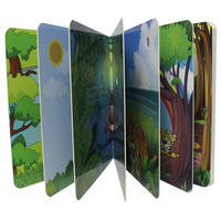 Custom story children sound book audio book reader