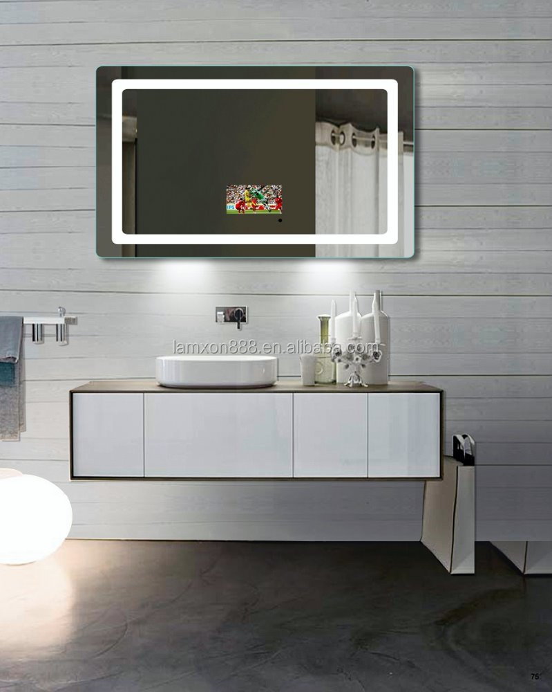 Bathroom Mirror Tv, Bathroom Mirror Tv Suppliers and Manufacturers ...