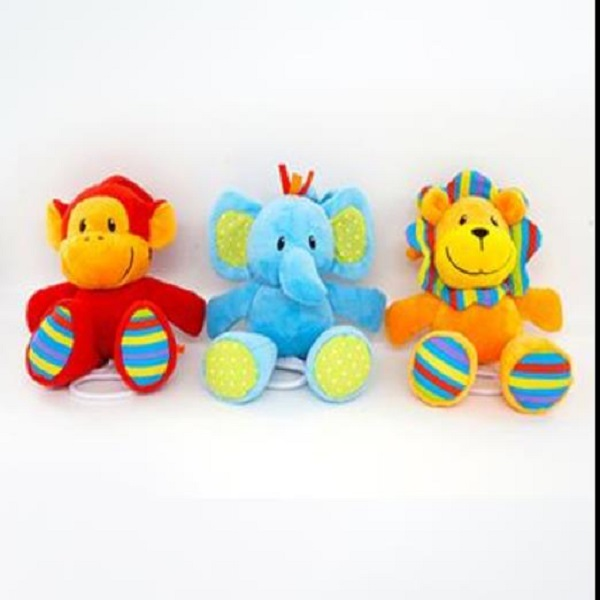 China Manufacturer Soft Baby Toys