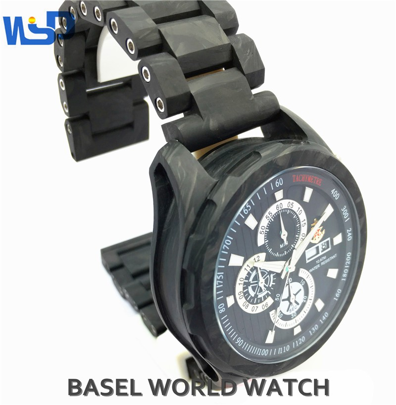 whole 2017 wsd 100% real forged carbon fiber watches men case 2017 wsd 100% real forged carbon fiber watches men case parts from manufacturer