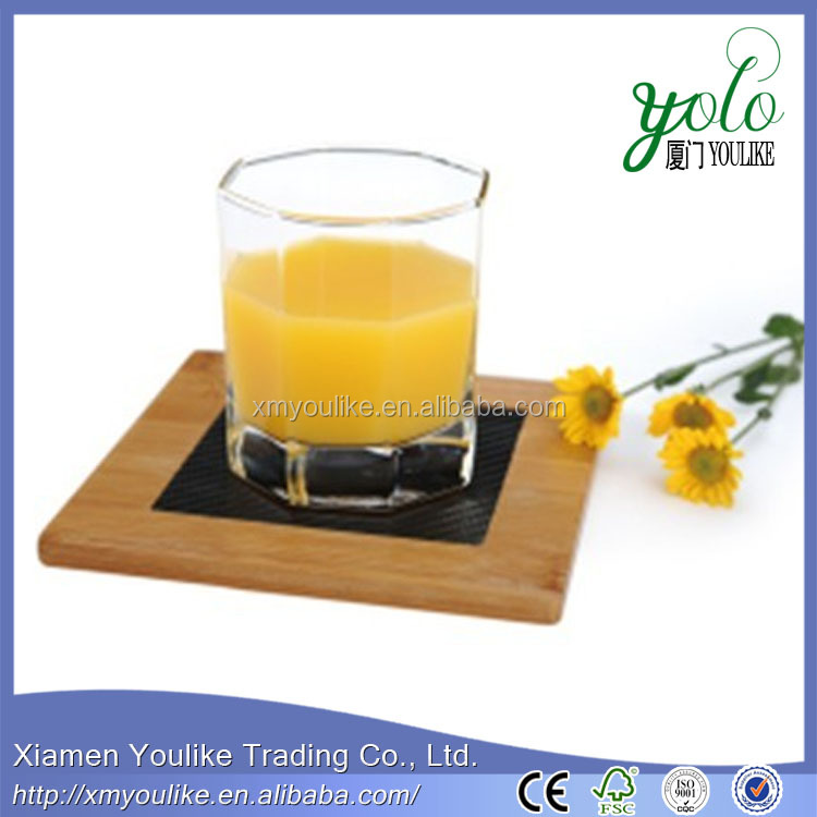 cup mat felt at silicon table hot pad