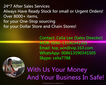 wholesale dollar store items under one dollar 1 dollar store supplier in china