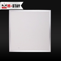 TUV CE RoHS 40W 600 600mm 3years warranty factory direct sales panel led