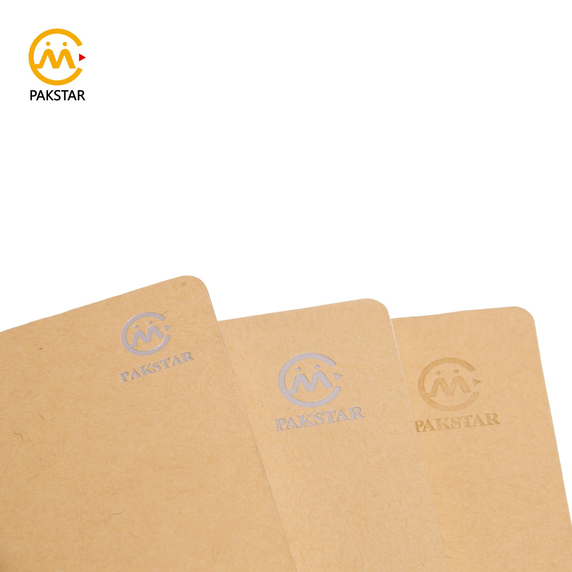 Eco friendly bulk buy embossing logo A4 A5 A6 Kraft paper cover journal custom spiral notebook