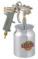 Painting Gun HVLP Spray Gun STANDART LOWER TANK PAINT SPRAY GUN Made in TURKEY