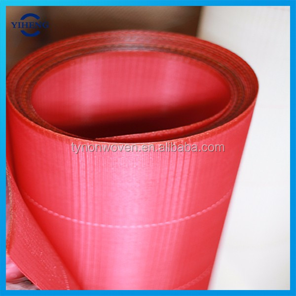polyester flat filter screen mesh belt filter cloth