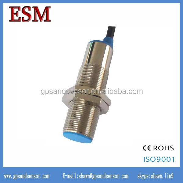 ESM proximity sensor PXC03NA for safety door with 2m cable wide selection capacitive proximity sensor