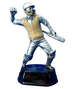 Resin Custom Cricket Trophy