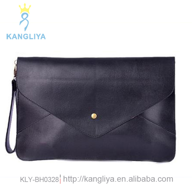 Hangbag oem Guangzhou envelope clutch low MOQ sharp price wholesale bag