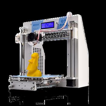 Jgaurora 3d Printer Prusa I3 Diy 3d Printers Kit Y,Metal Frame Lcd ...