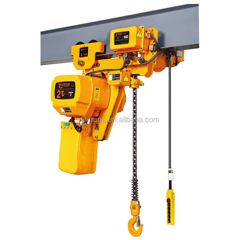 5t,10t electric chain hoist remote control