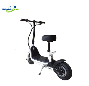 2018 City Electric Bike Handlebar folding with 500W Permanent Magnet Motor