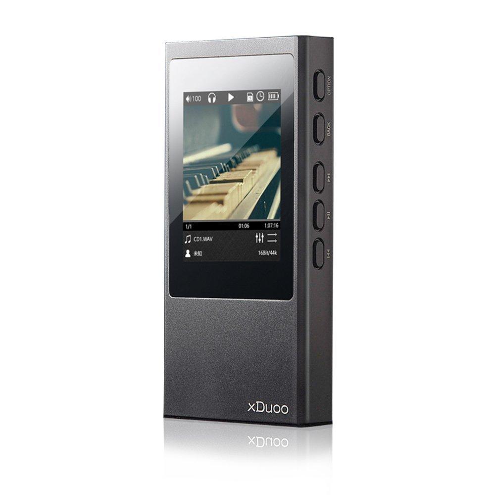 xDuoo X20 High Fidelity Lossless Music DSD HiFi Mp3 Player DAP Support Apt-X Aptx Bluetooth 4.1
