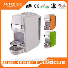 Antronic ATC-302 CE GS RoHS colored Italian ULKA pump 20 bar professional fully automatic coffee capsule making machine