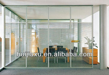Office Glass Walls Prices, Aluminium Frame Glass Wall
